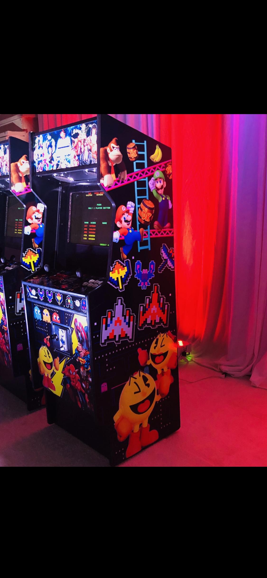 Arcade Game Rental Long Island NYC Westchester