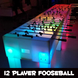 Hire Giant Fooseball New York City