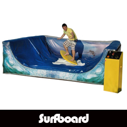 Mechanical Surfboard