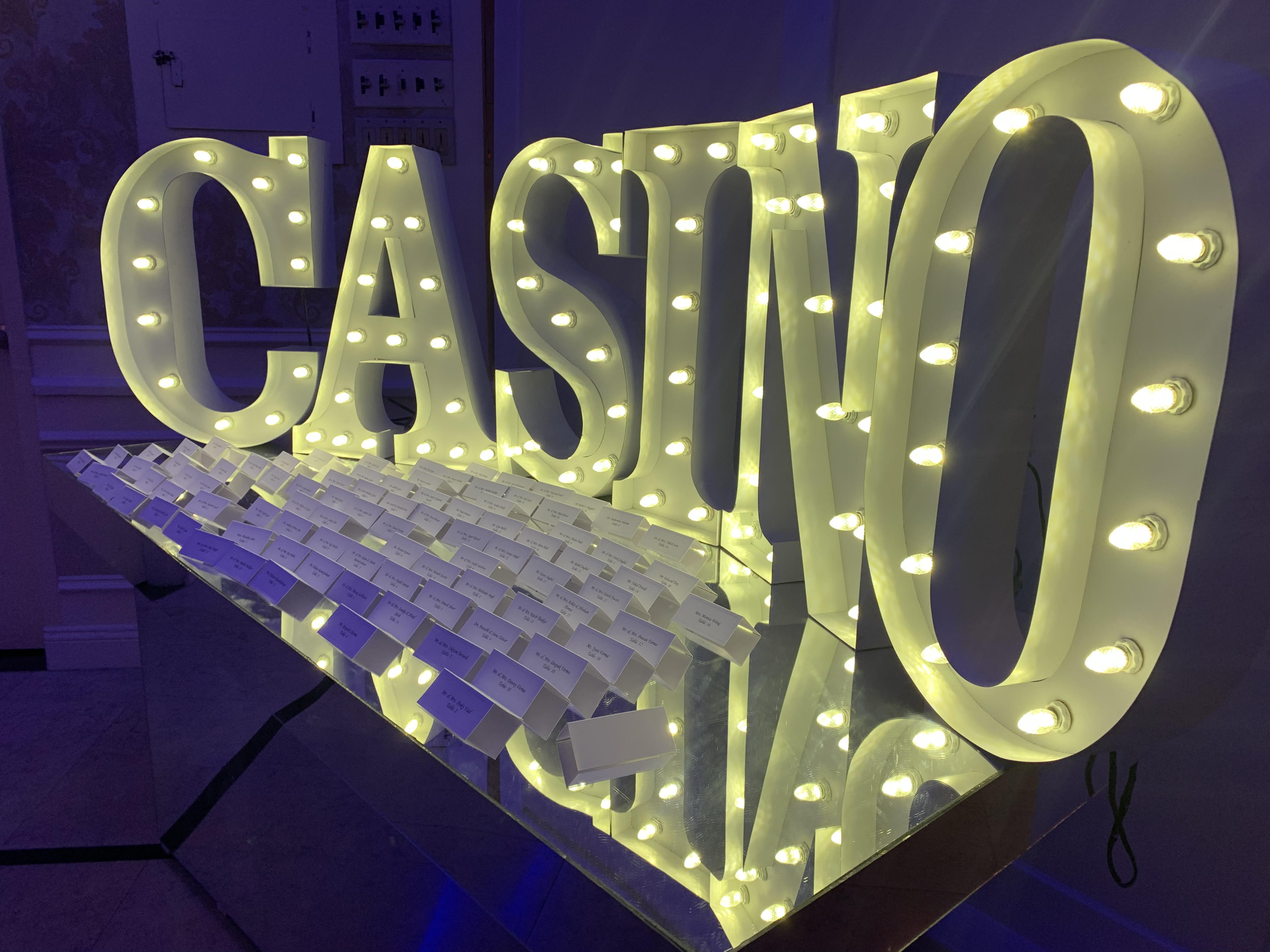 Casino Themed Parties Nyc