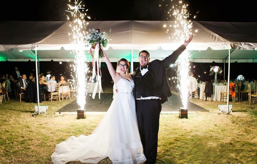Hire Indoor Cold Sparklers Nyc