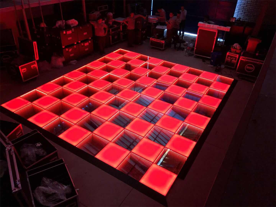 Hire Led Dance Floor Nyc