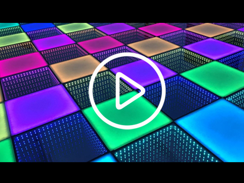 Led Dance Floor Rental by Ovation Event Rentals