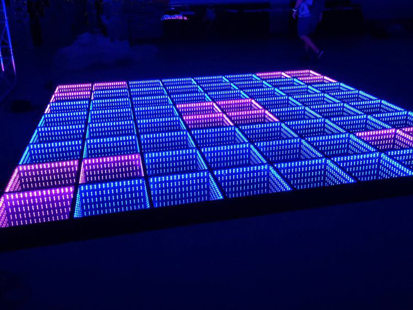 Light Up Dance Floor Rental Nyc 2
