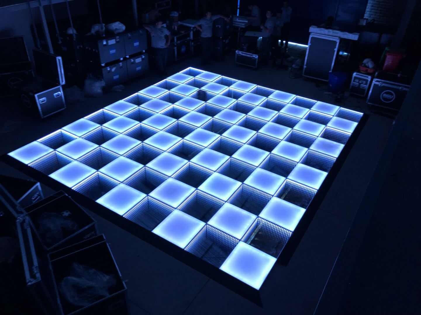 Portable LED Dance Floor Nyc