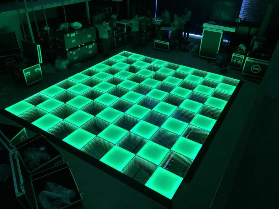 Rent LED Dance Floor Nyc