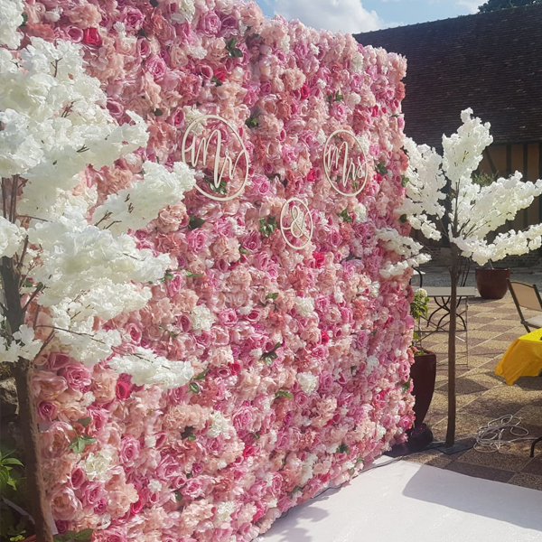 Flower Wall Rental Hamptons Copy