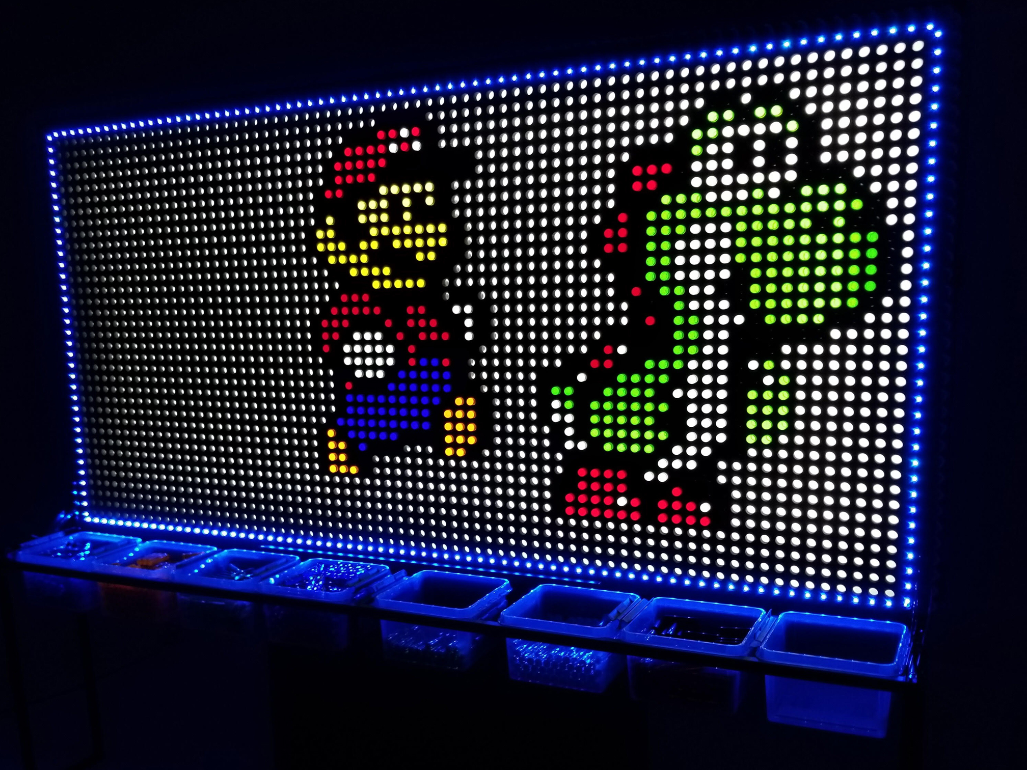 Rent Giant Lite Brite Nyc 2