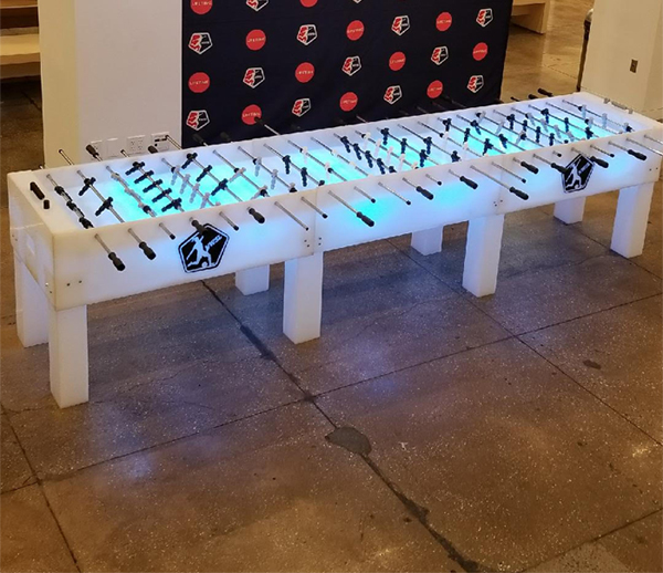 12 Player Fooseball