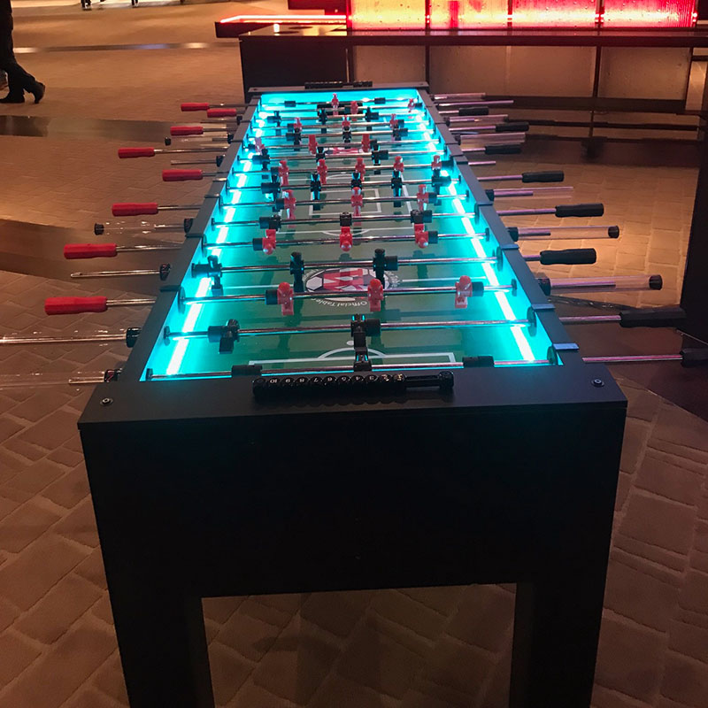 8 Player Fooseball