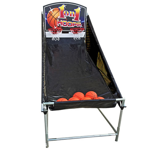 pop shot game for rent ny