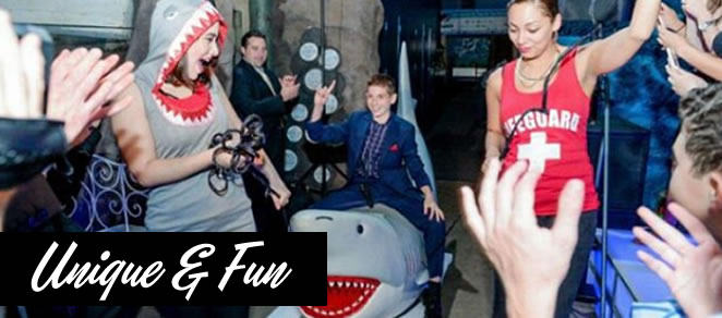 unique and fun rentals ny