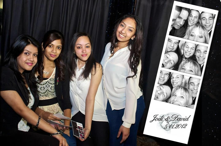 Jumbo King Photo Booth