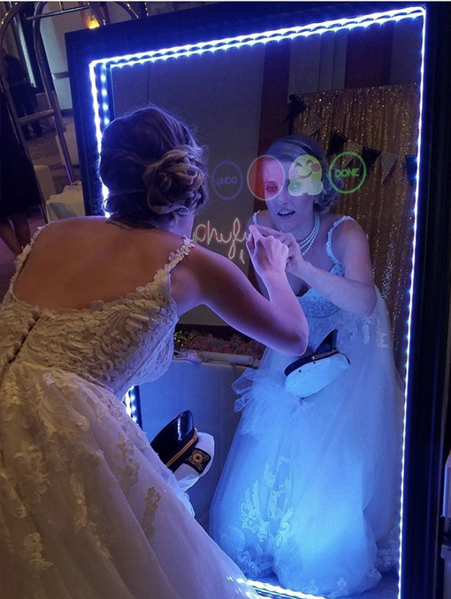 Hire Mirror Photo Booth West Palm Beach