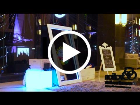 Rent Magic Mirror Photo Booth New York City Nyc Long