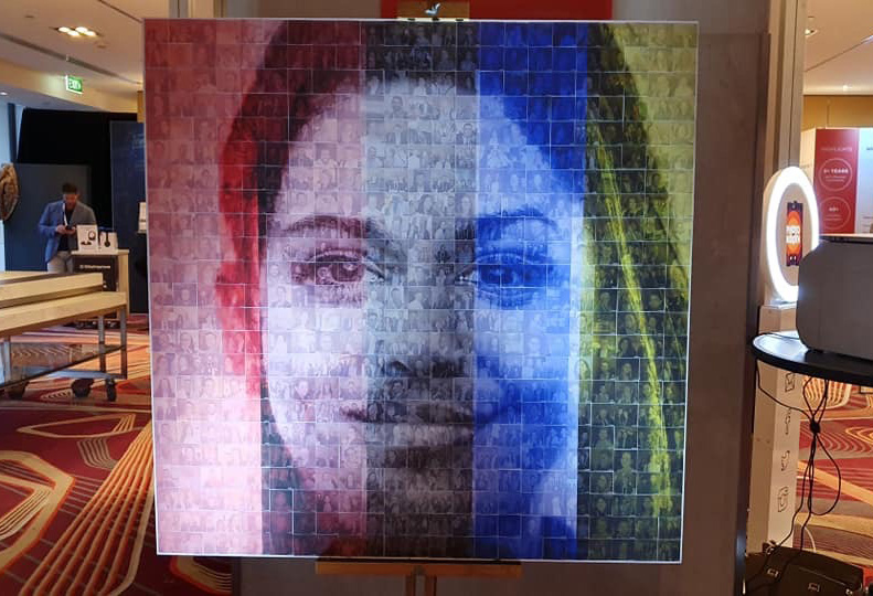 Hire Photo Mosaic Boston